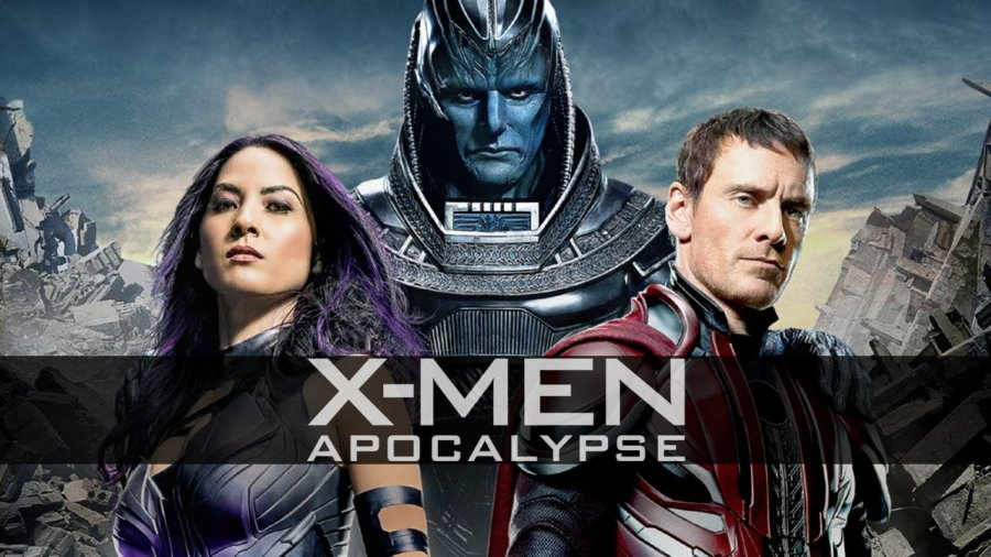 X-Men: Apocalypse 2016 Full Movie Watch Online Free HD 4K