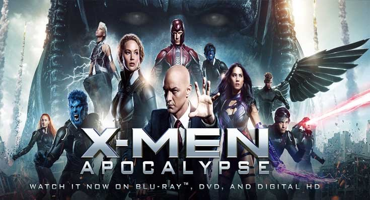 ���� X-Men: Apocalypse 2016 ����� HD ������ ������