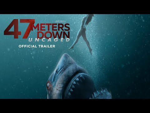 47 Meters Down: Uncaged 2019 Full Movie Watch Online Free HD 4K