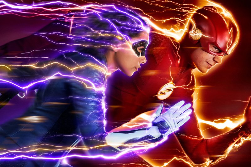 ãÓáÓá The Flash Season 5 ÇáÍáÞÉ 12 ãÊÑÌã