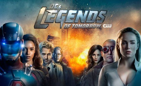 Legends of Tomorrow all Season Online Free Full Episodes