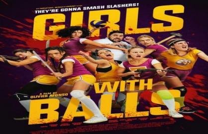 Ýíáã Girls With Balls 2018 ãÊÑÌã HD