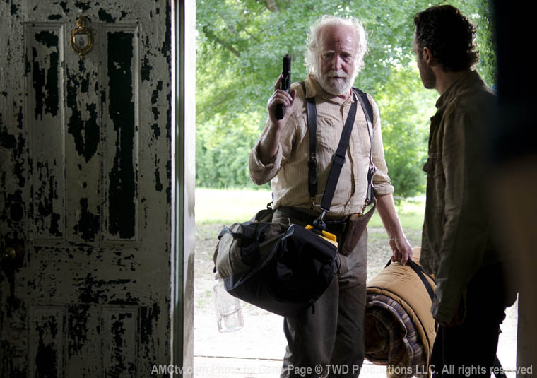 the walking dead s03e11 مترجم